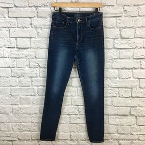Lucky Brand Bridgette Skinny Jeans Size 6/28